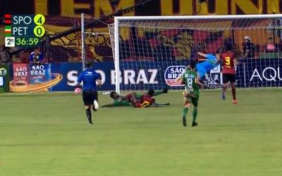 TV | A audiência do futebol na Globo em 24/03, em 15 metrópoles, via Ibope