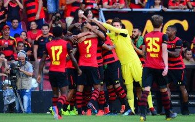 Sport goleia Petrolina na Ilha e chega à semifinal estadual pela 10ª vez seguida