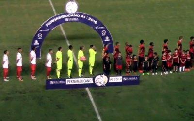 Ao vivo | Transmissão de Sport x Salgueiro, pelo Estadual, via FPF TV