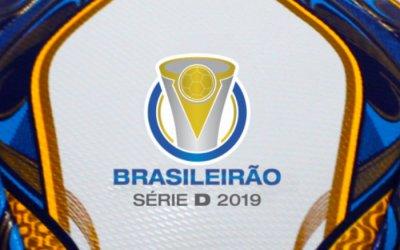 Os 17 grupos da Série D de 2019, com Salgueiro, América, Central e Vitória