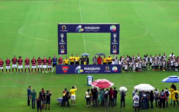 Ao vivo   Transmissão de Botafogo x Campinense, a final do Paraibano