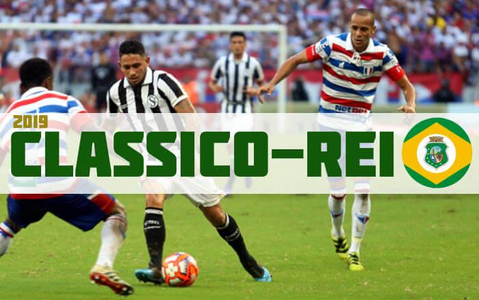 Clássico-Rei na final do Campeonato Cearense, pela 32ª vez. Duelo de elite