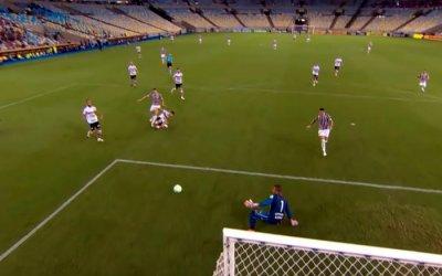 TV |  Audiência do futebol na Globo em 17/04, com Flu x Santa em 4 capitais