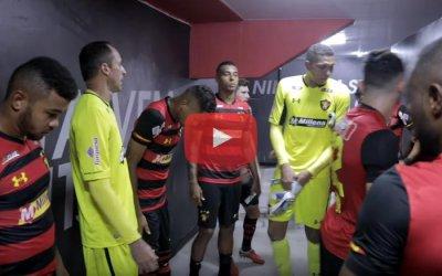 Vídeo | Os bastidores do título estadual do Sport em 2019