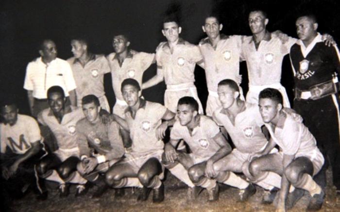Os jogadores cedidos pelos clubes do Nordeste à Seleção Brasileira para a Copa América