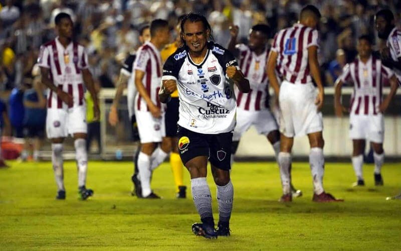 Botafogo vence o Náutico com gol aos 44/2T e chega à 1ª final do Nordestão