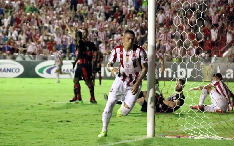 Com gol aos 44/2T, Náutico elimina o Campinense e se garante no Nordestão 2020