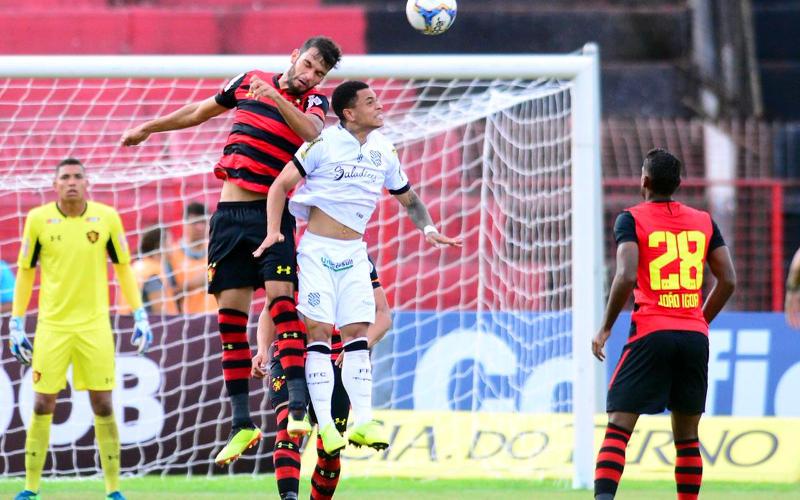 Sem inspiração, Sport empata sem gols com o Figueirense. Segue sem vitória