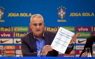 A lista de Tite com os 23 nomes do Brasil na Copa América de 2019, em casa. Resultado ou desempenho?