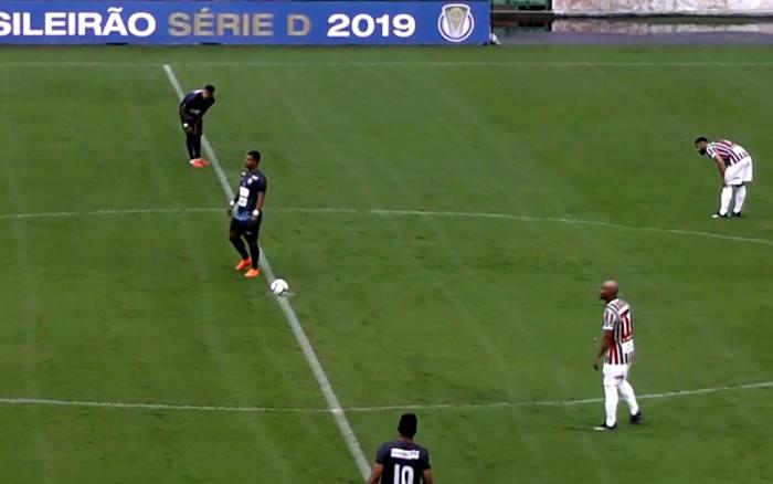 Ao vivo | Transmissão de Fluminense x Salgueiro, pela 2ª fase da Série D, via CBF TV