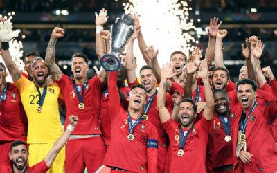 Portugal conquista a Nations League e unifica os títulos europeus em 3 anos