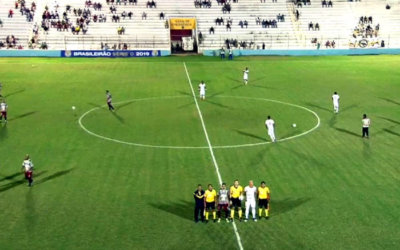 Ao vivo | Transmissão de Salgueiro x Fluminense, pela 2ª fase da Série D, via FPF TV