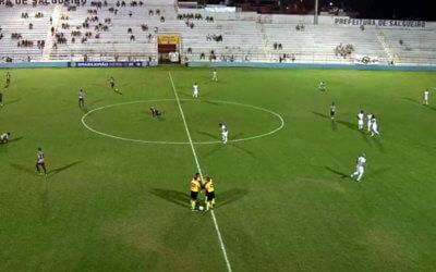 Ao vivo   Transmissão de Salgueiro x Fluminense, pela Série D, via FPF TV