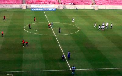Ao vivo | Transmissão de Sport x Palmeiras, no Sub 20, via FPF TV