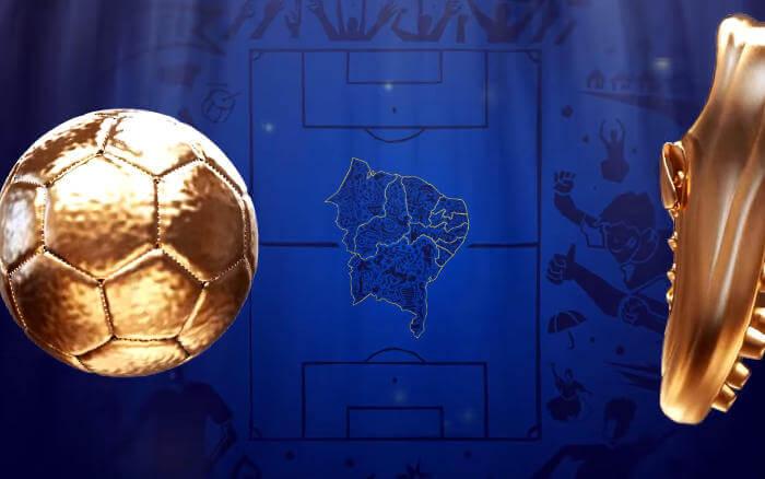 O ranking de premiações na seleção oficial da Copa do Nordeste