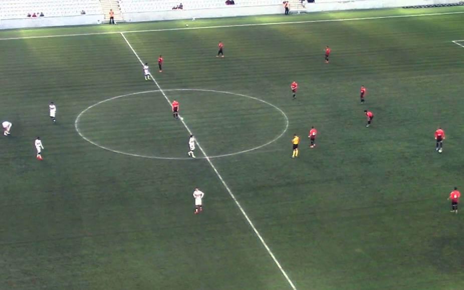 Ao vivo | Transmissão de Athletico-PR x Santa Cruz, nos Aspirantes, via CBF TV