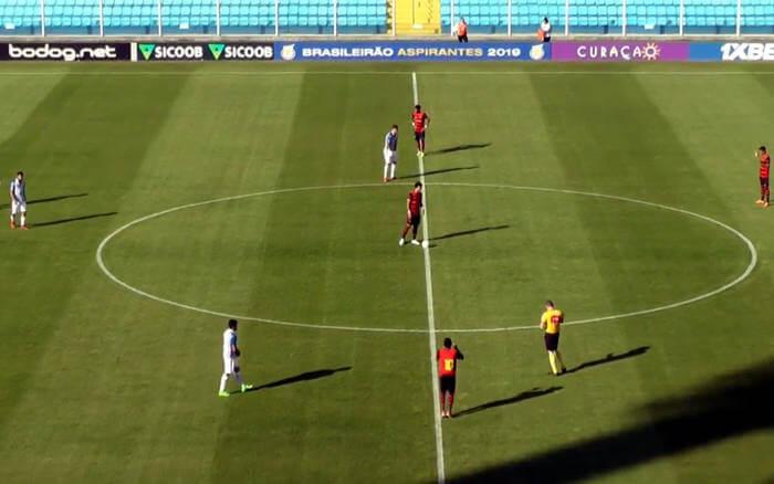 Ao vivo | Transmissão de Avaí x Sport, nos Aspirantes, via CBF TV