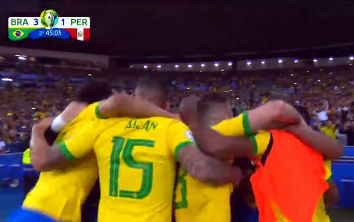 TV | As audiências da final da Copa América de 2019 na Globo, via Ibope