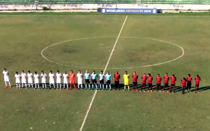 Ao vivo | Transmissão de Sport x Corinthians, nos Aspirantes, via FPF TV