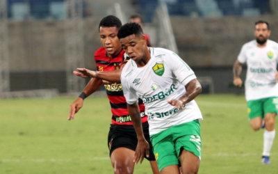 Sport joga mal e cede empate ao Cuiabá aos 50 do 2º tempo na Arena Pantanal