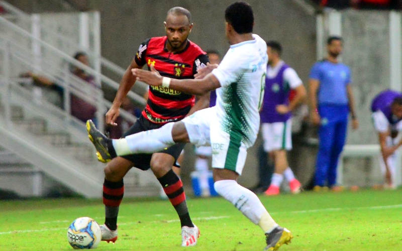 Sport joga mal e empata com o Guarani na Arena. Foi o 7º empate em 13 jogos