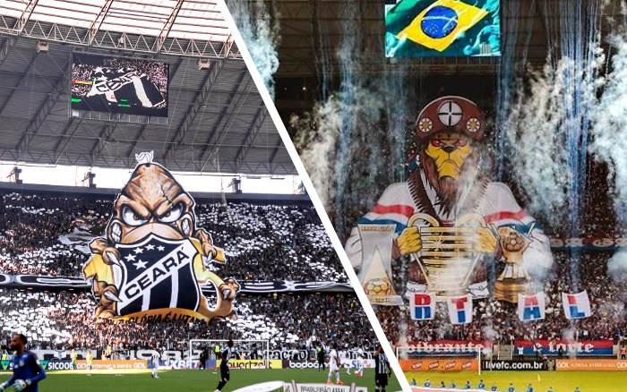 Ceará x Fortaleza, o clássico-Rei na Arena Vozão ou na Arena Leão 1918?