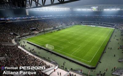 Game   Pro Evolution Soccer 2020 com as Séries A e B, incluindo 7 clubes nordestinos