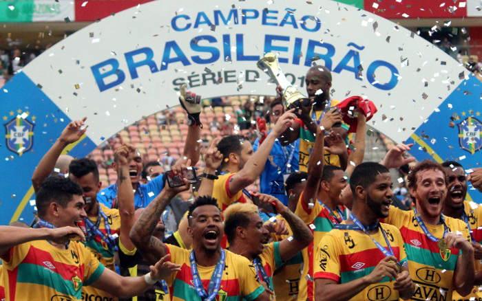 Brusque conquista a Série D de 2019 e Santa Catarina chega a 7 títulos nacionais
