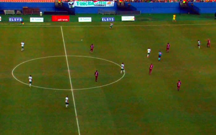 Ao vivo   Transmissão de Manaus x Jacuipense, pela semifinal da Série D, via CBF TV