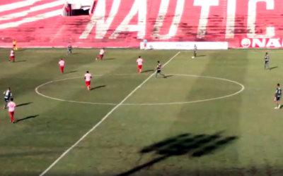 Ao vivo   Transmissão de Náutico x Palmeiras, pela Copa do Brasil Sub 17