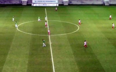 Ao vivo   Transmissão de Náutico x Porto-ES, pela Copa do Brasil Sub 17