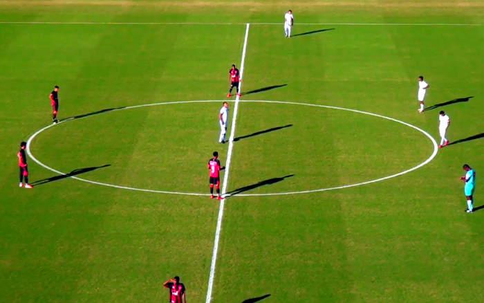 Ao vivo | Transmissão de Vitória x Sport, pelo Brasileiro Sub 20