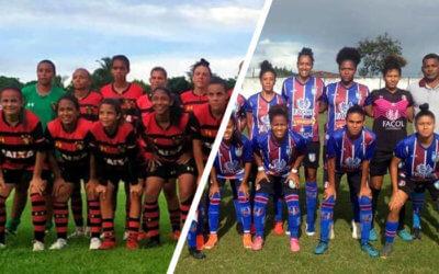 Sport e Vitória/Santa rebaixados no Brasileiro Feminino. Pernambuco fora da elite