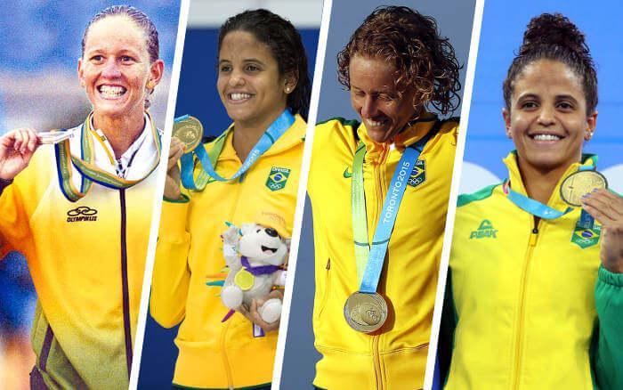 Etiene Medeiros conquista o 4º ouro individual de Pernambuco na história do Pan