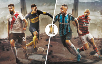 A semifinal da Libertadores de 2019, com Argentina x Brasil na decisão