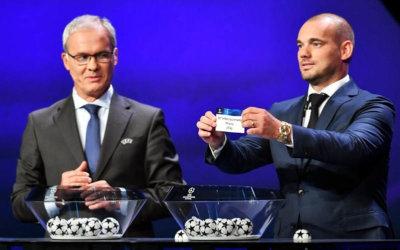 Os grupos da Champions League da temporada 2019/2020. Já tem jogaço…