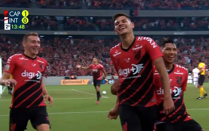 TV   A audiência de Athletico x Inter, a final da Copa do Brasil na Globo. A ida