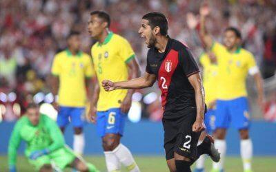 Brasil termina o giro nos EUA com derrota para o Peru. De madrugada