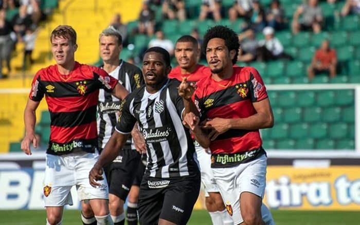 Sport vence o Figueirense fora de casa e abre 5 pontos no G4 da Série B
