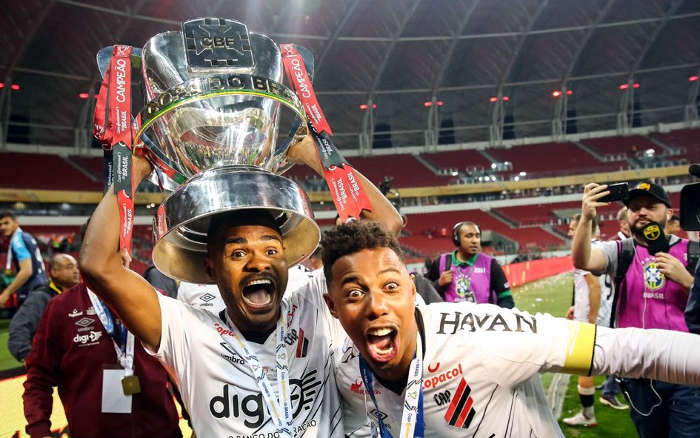 Athletico ganha a Copa do Brasil 2019. O 2º título nacional do CAP, imparável