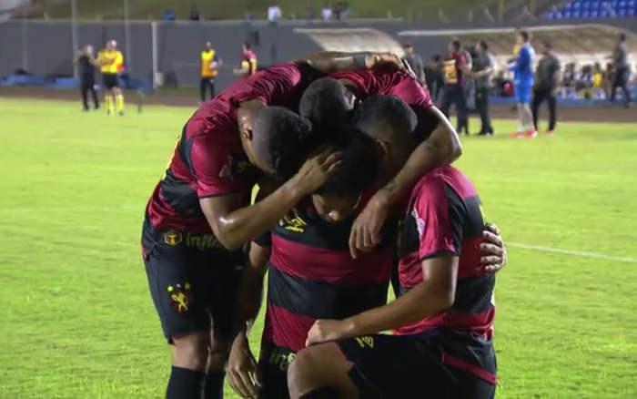 Sport supera o Londrina fora de casa e chega a 10 vitórias na Série B