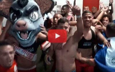 Vídeo | Os bastidores do acesso do Náutico no Brasileiro, da C pra B