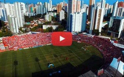 Vídeo | Os bastidores de Náutico 3 x 1 Sampaio Corrêa, pela Série C de 2019