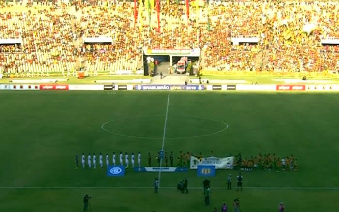 Ao vivo   Transmissão de Sampaio Corrêa x Confiança, a semifinal da Série C