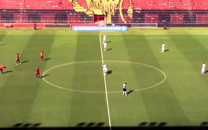 Ao vivo | Transmissão de Sport x São Paulo, pelo Brasileiro Sub 20