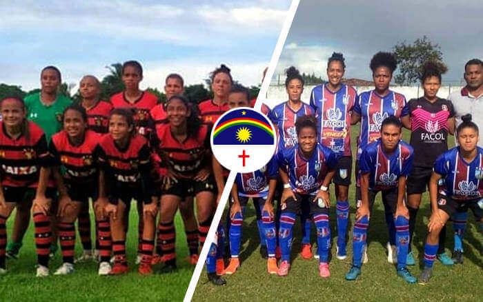 Sport x Vitória/Santa Cruz, a final do Estadual Feminino 2019. Pelo recorde