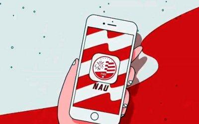 Tecnologia   Náutico lança aplicativo voltado para a campanha de sócios