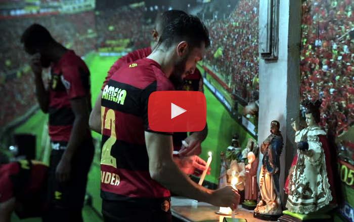 Vídeo | Os bastidores de Sport 2 x 0 Cuiabá, pela Série B de 2019