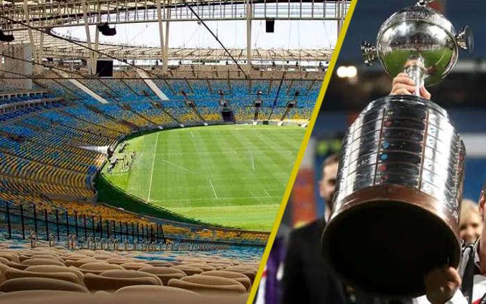 Maracanã, 21/11/2020. A final única da Libertadores nos 70 anos do estádio