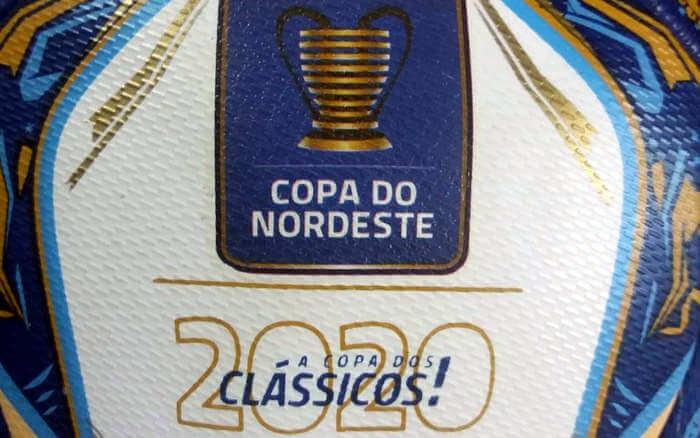 """Com a bola Asa Branca 7, o Nordestão aposta no slogan """"A Copa dos Clássicos"""""""